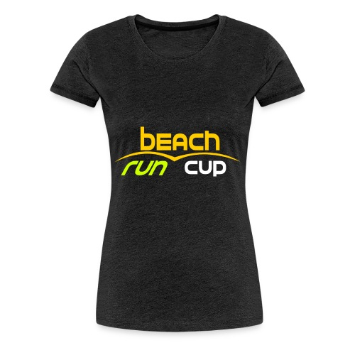 Beach_Run_Cup_d--tour-- - T-shirt Premium Femme