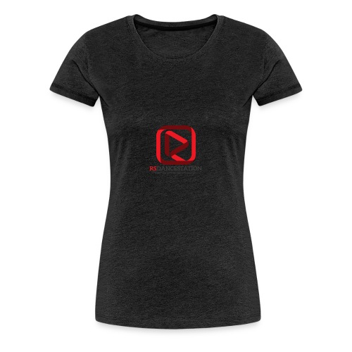 Sender Logo - Frauen Premium T-Shirt