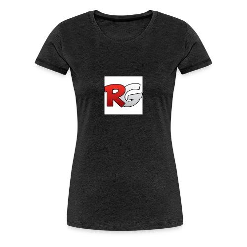 Rakker Gutta fra YT - Premium T-skjorte for kvinner