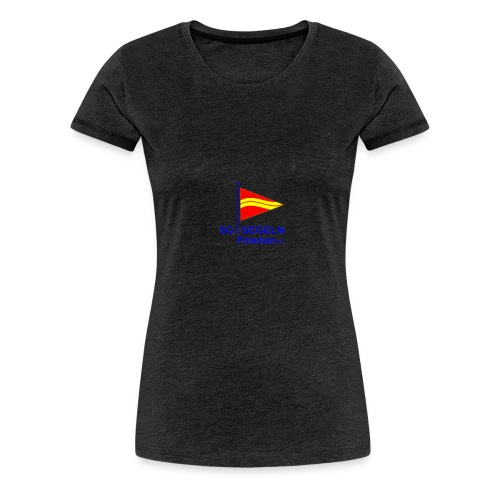 LOGO SGS - Frauen Premium T-Shirt