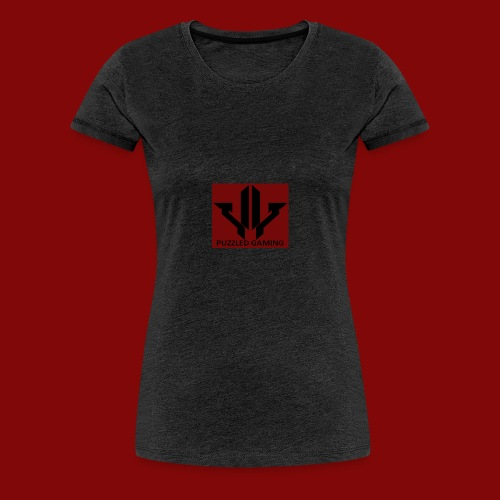 Puzzled Gaming Merchandise - Women's Premium T-Shirt
