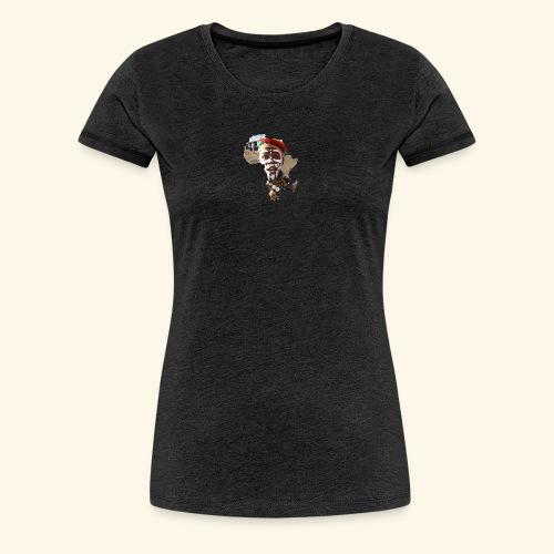 Xhosa Afrika - Frauen Premium T-Shirt