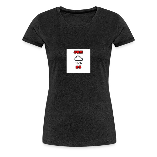 JRMTECH23 icon - Women's Premium T-Shirt