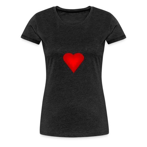 Hearth - Camiseta premium mujer