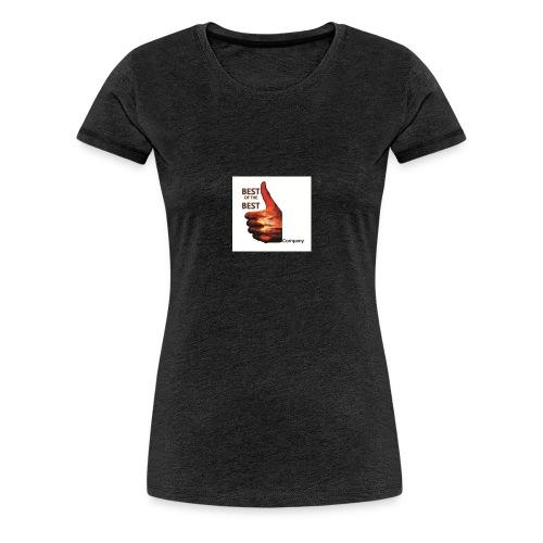 received_914736001975693 - T-shirt Premium Femme