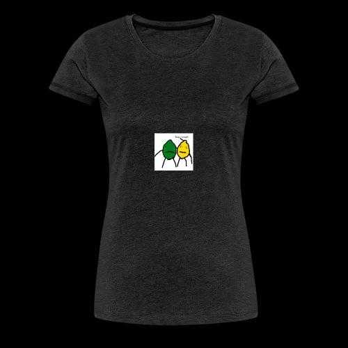 Lemon Fresh Lime Fresh - Women's Premium T-Shirt