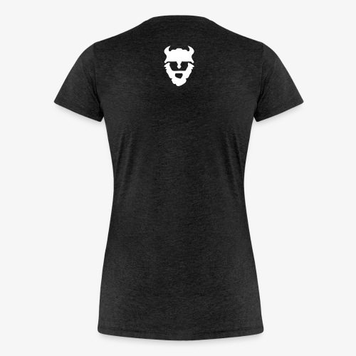 NORTH GYM Viking Head - Frauen Premium T-Shirt