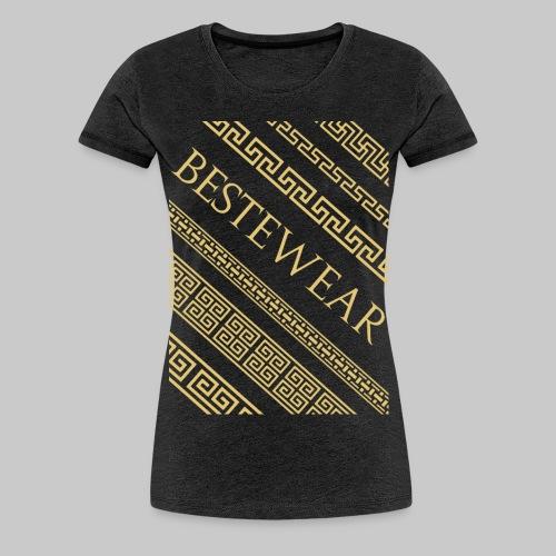 #Bestewear - Gold Chain´s - Frauen Premium T-Shirt