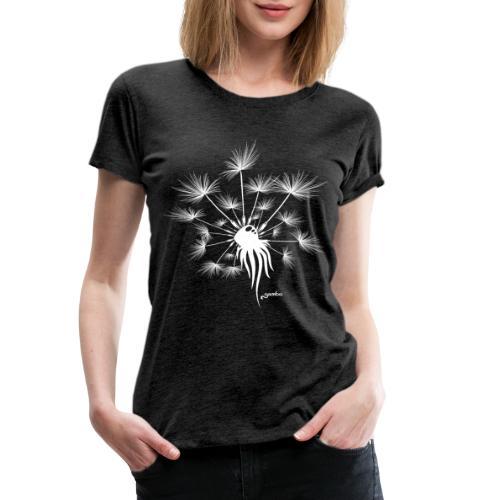 Pusteblume Design 6 - Frauen Premium T-Shirt