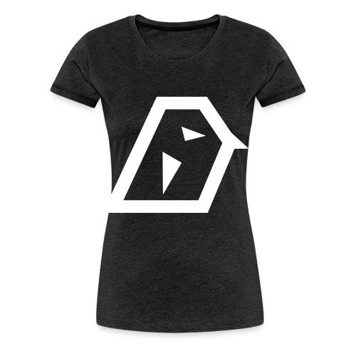 twite_namen v3 - Frauen Premium T-Shirt