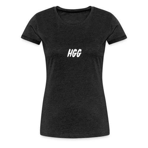 HetGameGebied - Vrouwen Premium T-shirt