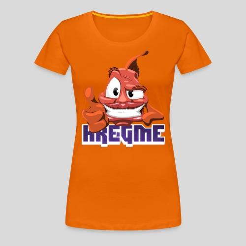 none - Dame premium T-shirt