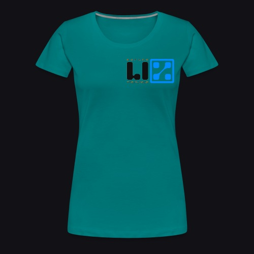 LIZ Before the Plague (Logo) - Maglietta Premium da donna