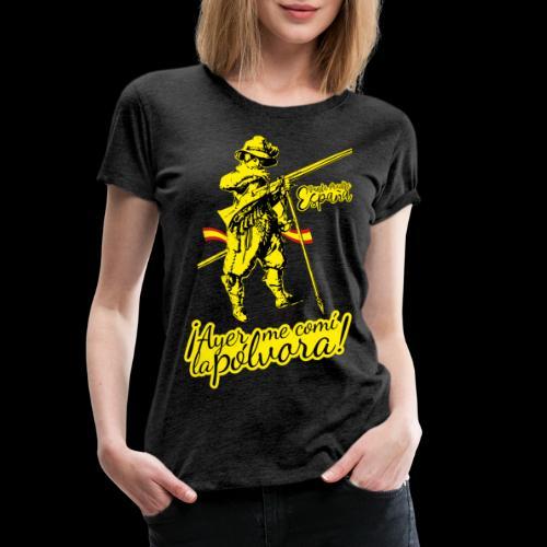 Santa Madre España - Women's Premium T-Shirt
