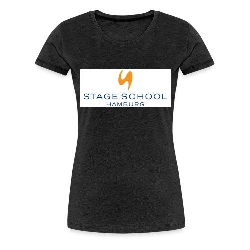 Stage School Hamburg 1 - Frauen Premium T-Shirt