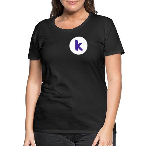 Classic Rounded Inverted - Women's Premium T-Shirt