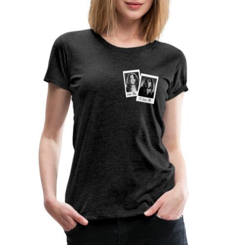 LYTLM SG Polaroid - Frauen Premium T-Shirt