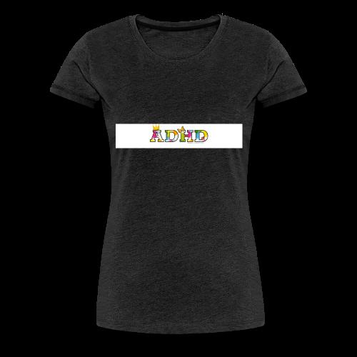 Resurs 2 2x 50 - Premium-T-shirt dam