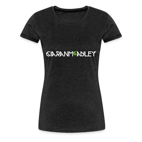 CMA White - Women's Premium T-Shirt