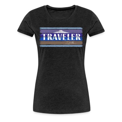 Jack McBannon - Traveler II - Frauen Premium T-Shirt