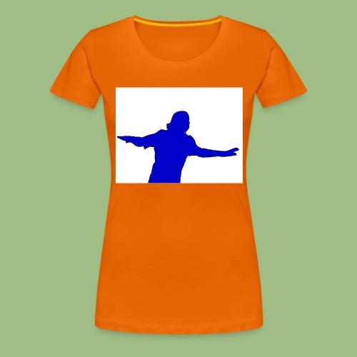 Drogba CFC - Premium-T-shirt dam