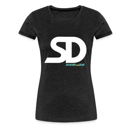 T-SHIRT-DESIGN-png - Vrouwen Premium T-shirt
