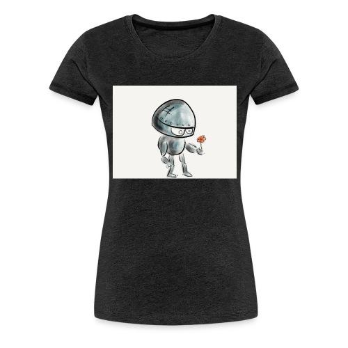 Robot - Vrouwen Premium T-shirt