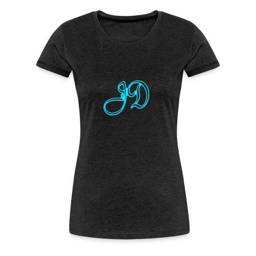 logo sinfondo gif - Camiseta premium mujer