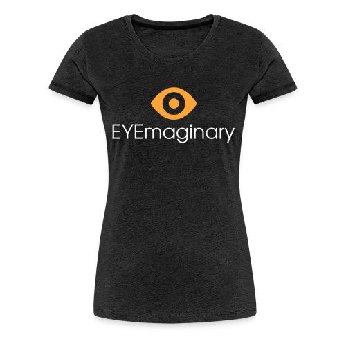 EYEmaginary Cap - Vrouwen Premium T-shirt