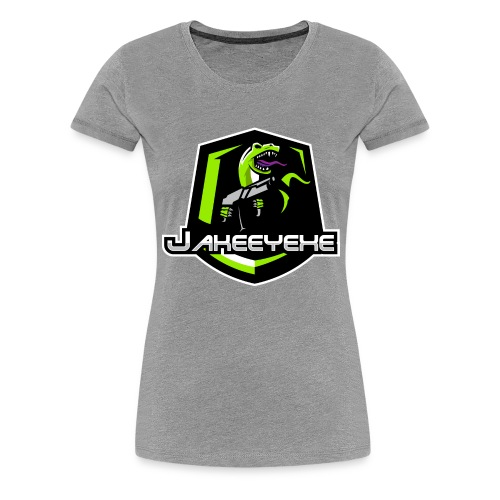 JakeeYeXe Badge - Women's Premium T-Shirt