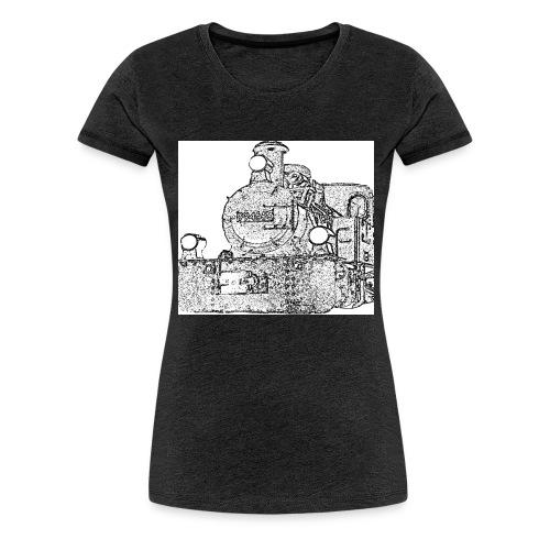 JLKB Logo 1 JPG - Frauen Premium T-Shirt