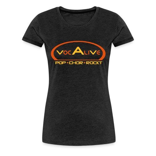 Vocalive Druck vorne/hinten - Frauen Premium T-Shirt