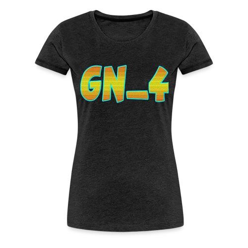 GamingNerd_4 Die YouTuber - Frauen Premium T-Shirt