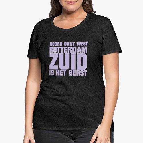 gerst - Vrouwen Premium T-shirt
