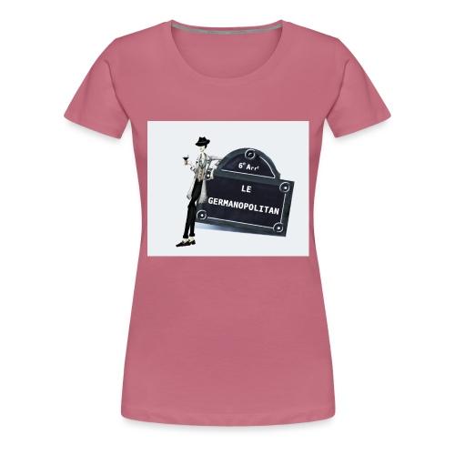 Sac Le Germanopolitan - T-shirt Premium Femme