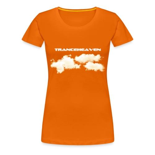 tranceheaven - Premium-T-shirt dam