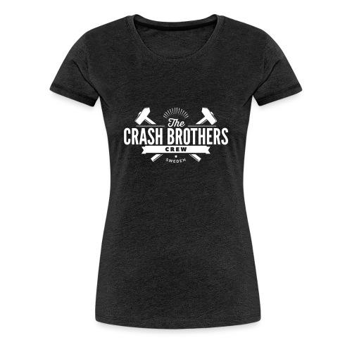 LOGO_VIT_CREW - Premium-T-shirt dam