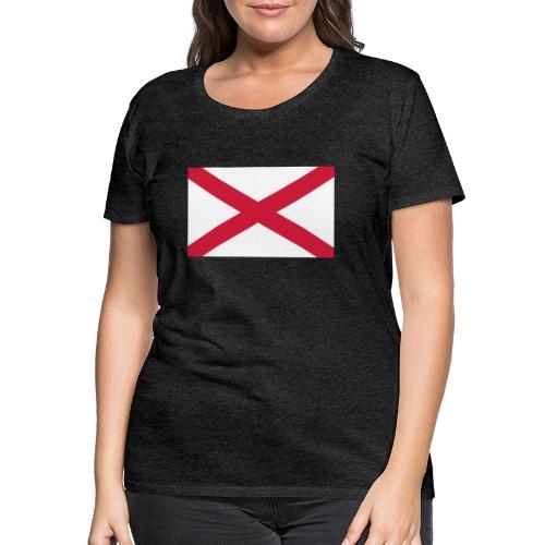 Ireland flag - Women's Premium T-Shirt