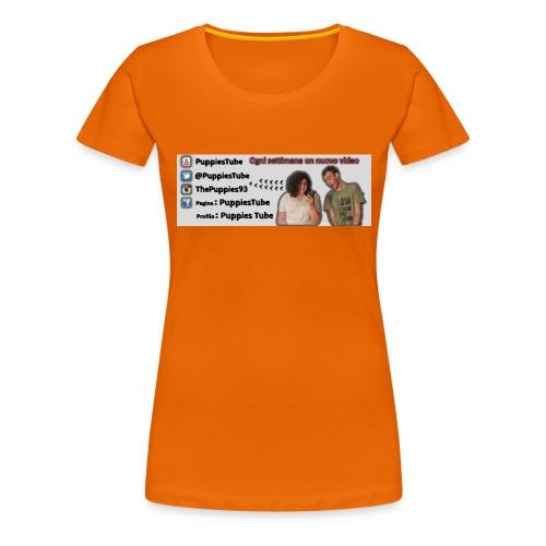 Cover telefono 6/6S - Maglietta Premium da donna