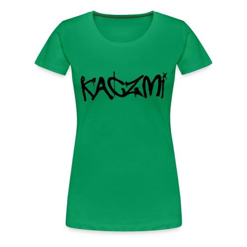 kaczmi - Koszulka damska Premium