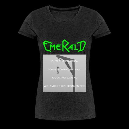 Emerald - Frauen Premium T-Shirt