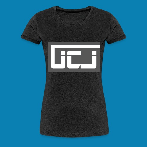 JCJ Grey - Women's Premium T-Shirt