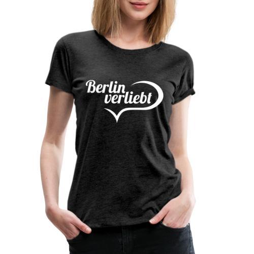 Berlin verliebt - Frauen Premium T-Shirt