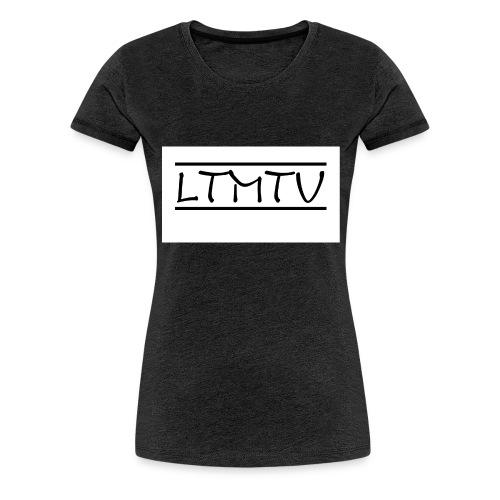 LTMtv Merch - Frauen Premium T-Shirt