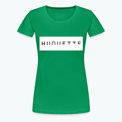 Huguette - T-shirt Premium Femme