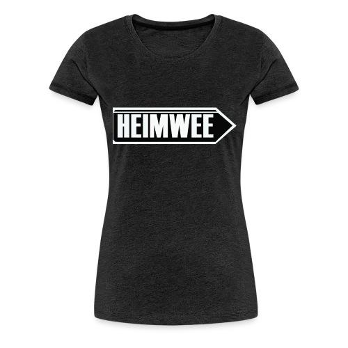 HNN PIJL VOOR T SHIRT 2 png - Vrouwen Premium T-shirt