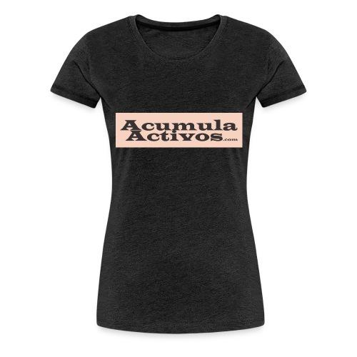AA-jpg - Camiseta premium mujer