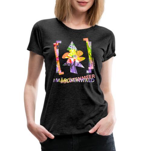 art.4.nature #MärchenMeer - Frauen Premium T-Shirt