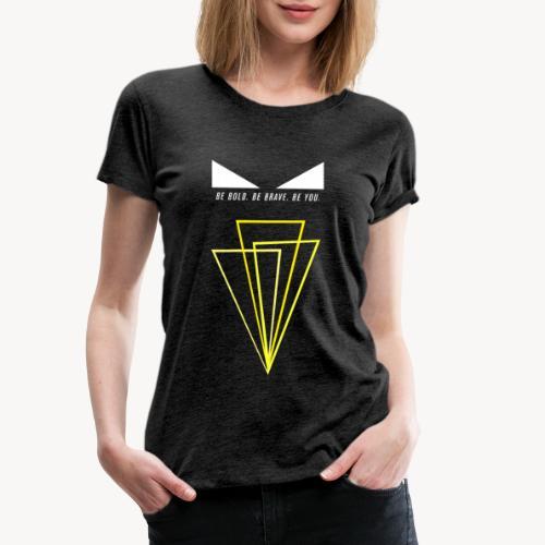 Dark Hero - Maglietta Premium da donna