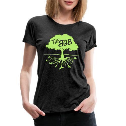 The BGB 2018 Intensément - T-shirt Premium Femme